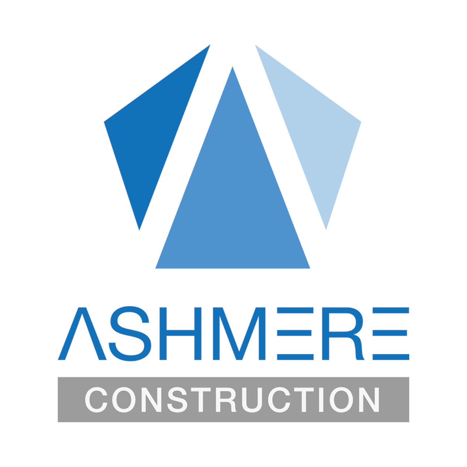 ashmere construction logo