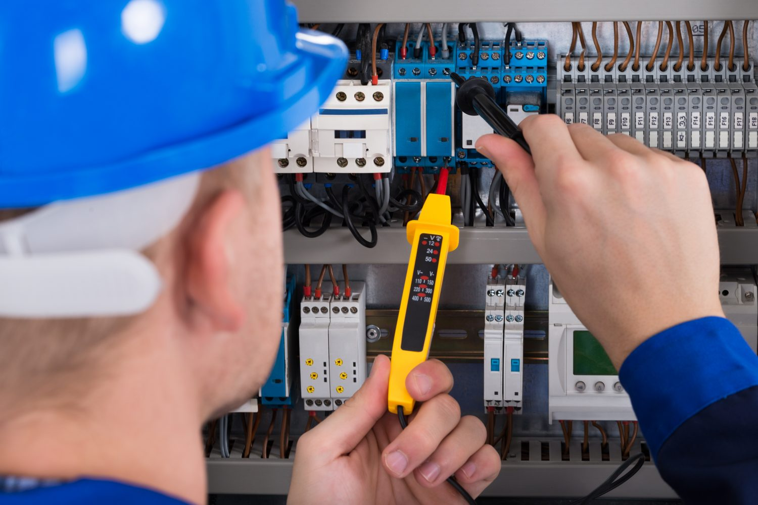 Certified electricians full rewire