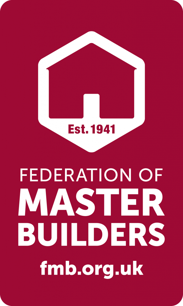 Federation Of Master Builders certified badge